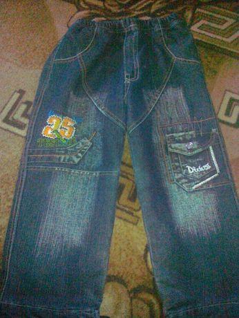джинси теплі на хлопчика