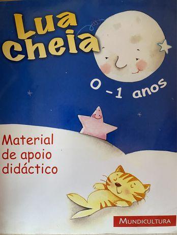 Lua Cheia - Editora Mundicultura   Material Didático