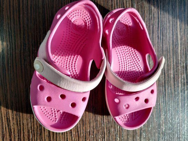 Босоножки Crocs, размер С8