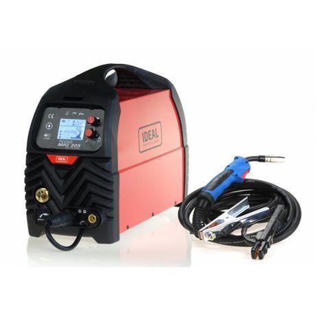 Półautomat spawalniczy TECNOMIG 205 LCD DIGITAL SYNERGIC