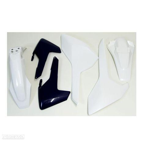 kit plasticos polisport husqvarna fe 250 / 350 / 450