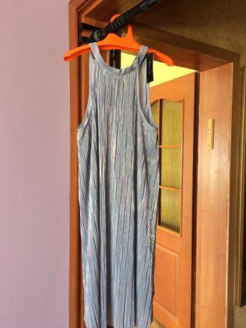 Sukienka plisowana Mohito