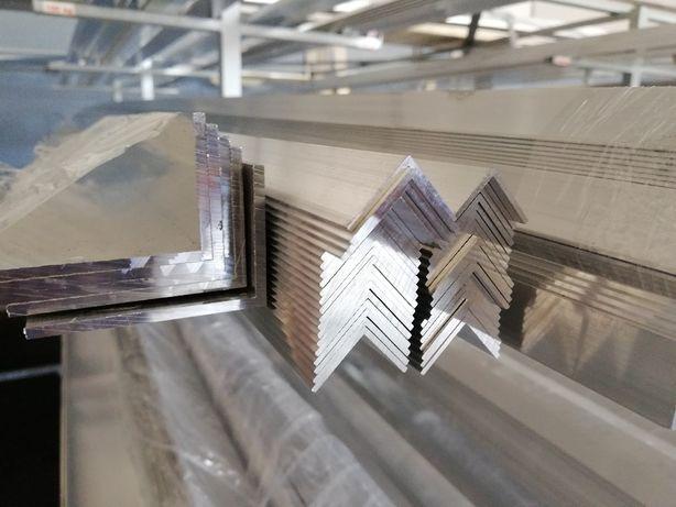 Katownik Aluminiowy 20X20X2 , narożnik , oraz inne wymiary , Wysyłka