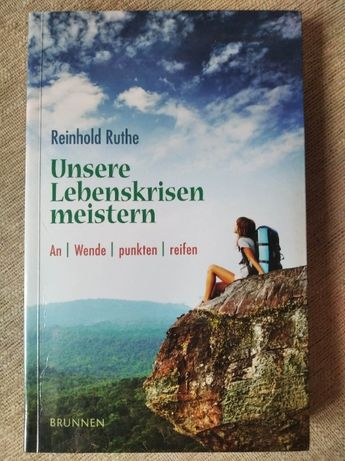 R. Ruthe Unsere Lebenskriesen meistern książka po niemiecku