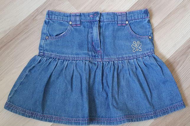 Spódniczka Jeans rozm.116