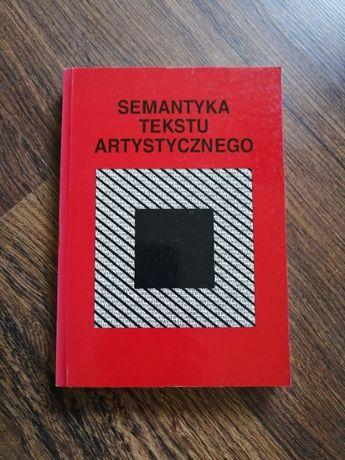 Semantyka tekstu artystycznego
