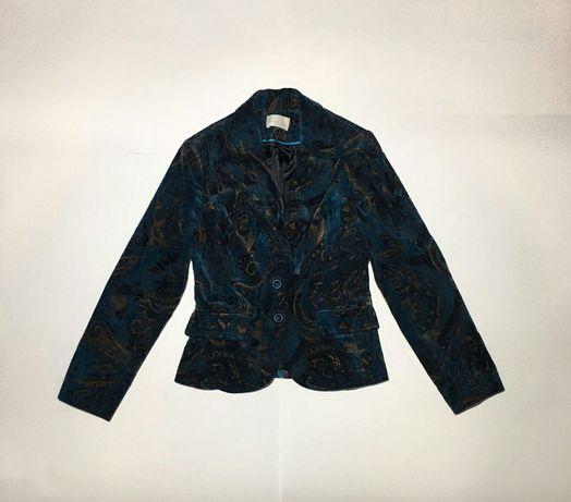 Женский вельветовый пиджак Claude Zana