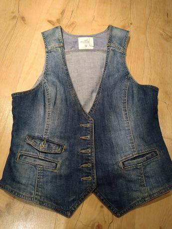 Kamizelka H&M jeans