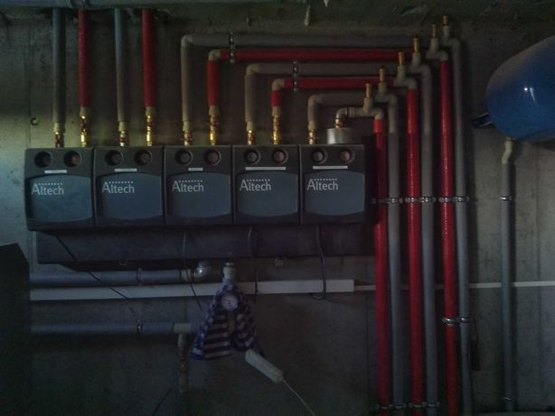 Hydraulik - Usługi Hydrauliczne