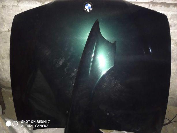 Maska BMW E39 Oxford green