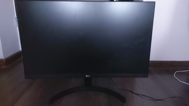 Monitor LG 24MK600M-B 24 Cale Uszkodzony