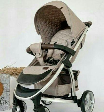 Детская коляска CARRELLA Vista