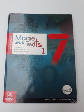 Caderno de Actividades Françês 7º Ano