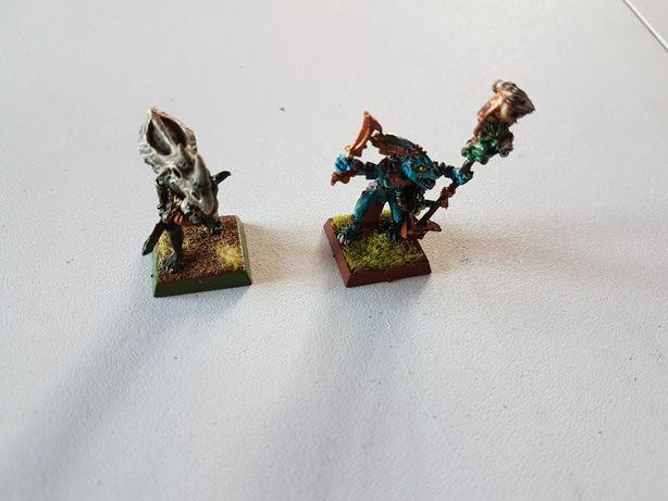 Skink Starpriest Lizardman Warhammer FB
