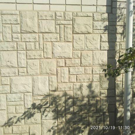 Плитка фасадная под дикий камень