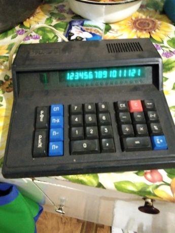 Калькулятор СССР электроника М 59