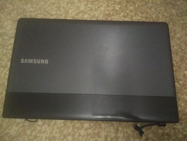 Разборка ноутбука Samsung NP300E5С