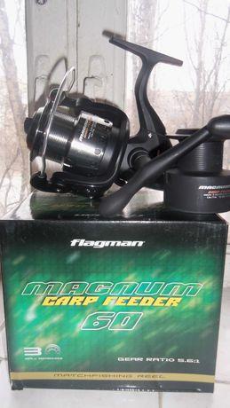 Катушка  Flagman Magnum Carp Feeder 6000