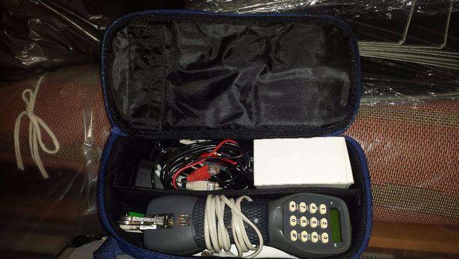 1 (Um ) Telefone Ensaios Analogico & BERT Rdis tester basic access