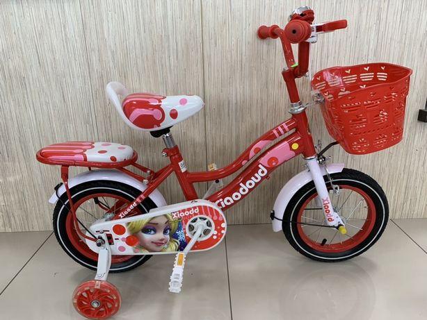 HIT Rowerek dziecięcy rower dla chłopca dziewczynki BMX 12cali