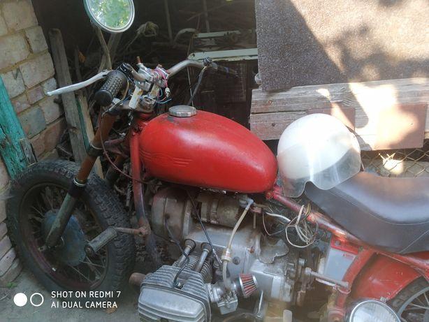 Продам мотоцикл МТ 10