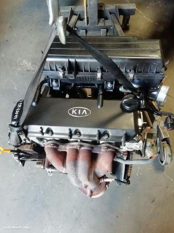 Motor kia 1.3i ( 2002) A3E