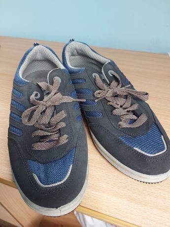 Wojskowe buty sportowe jagodzianki
