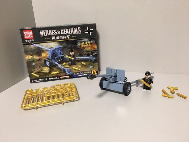 Военное Лего и Пираты Лего Солдаты СССР СВАТ Спецназ