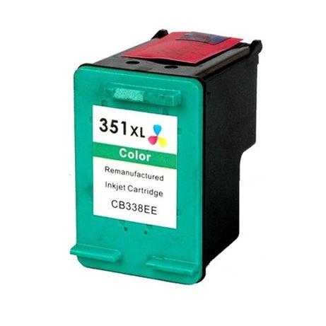 Tinteiro HP Reciclado 351 XL (CB338EE) Tricolor