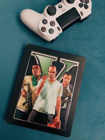 Стилбук GTA5 на PS4