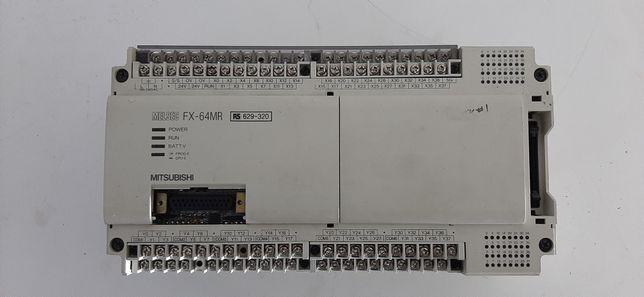 Sterownik PLC Mitsubishi FX-64MR-ES