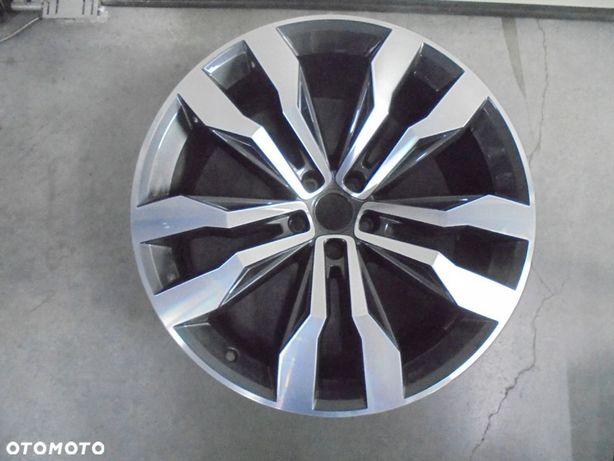 """VW TOUAREG 3 III 760 FELGA 21""""9,5JX21H2ET31"""