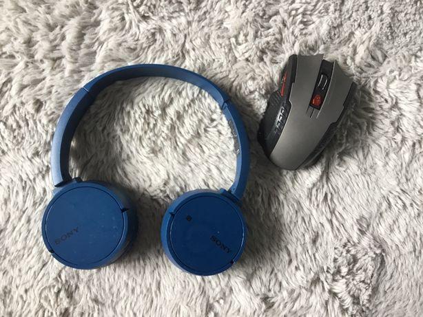 Sony słuchawki bezprzewodowe.