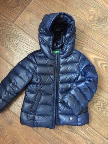 Зимняя куртка Benetton детская