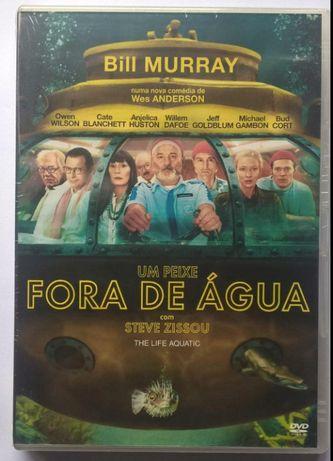 Um peixe fora de água - dvd
