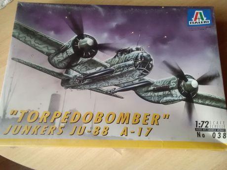 Model Junkers JU-88 A-17 1:72 Torpedobomber