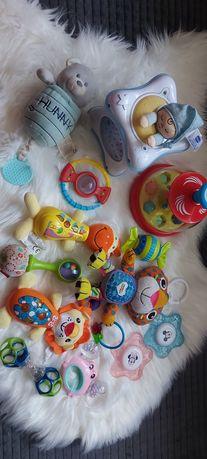 zabawki dla niemowląt jak nowe
