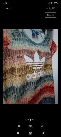 Tunika, bluzka rozmiar L adidas