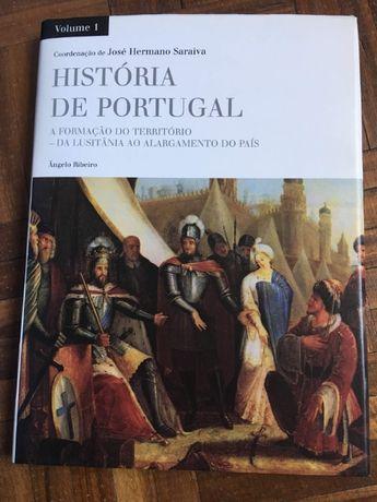 Coleção História de Portugal - José Hermano Saraiva