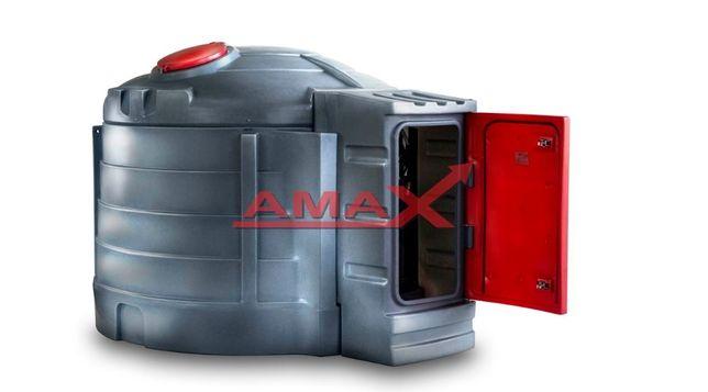 Zbiornik na olej napędowy 5000 litrów paliwo ON RATY AMAX