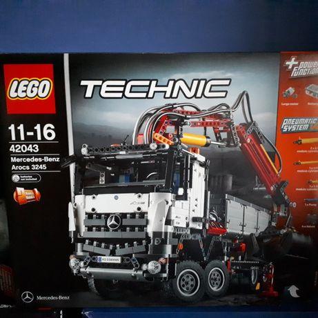 Lego 42043 , 42030 , 420069 puste kartony.