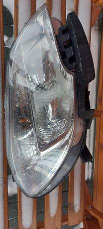 Lampa opel Mokka prawa przednia