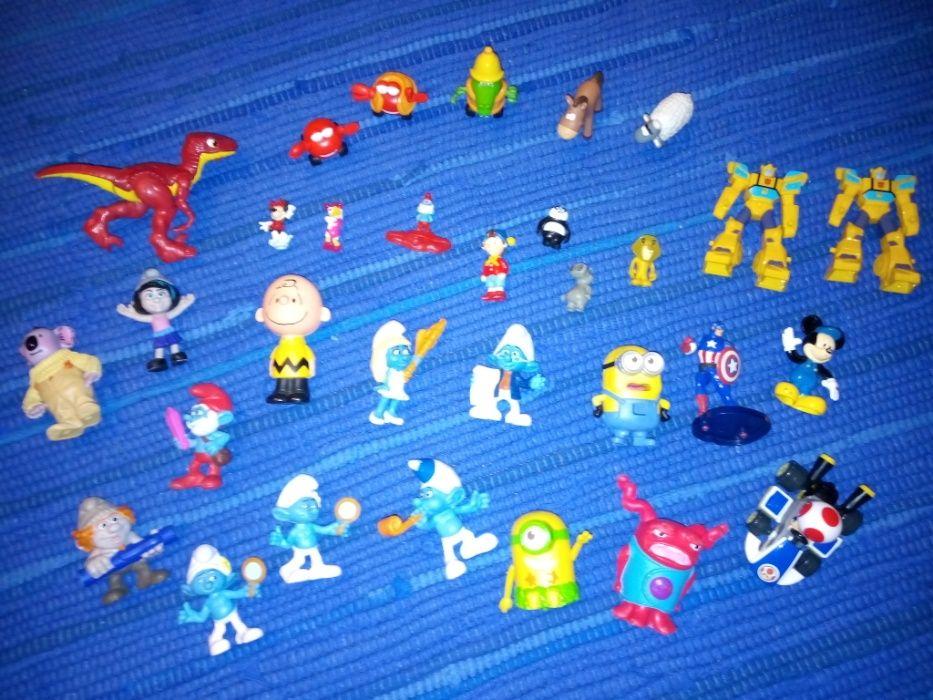 Diversos bonecos Carregado E Cadafais - imagem 1