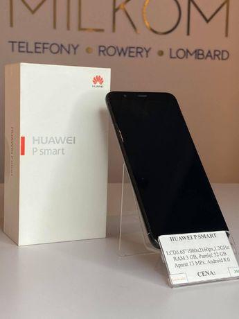 Używany Telefon Huawei P Smart 32GB Ram 3Gb Gwarancja Wysyłka