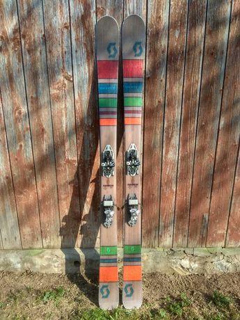 Лижі фрірайд- скітур Scott Sagebrush 178 см