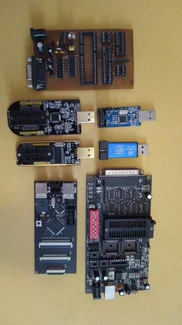 Ремонт мобільних та комп'ютерів, прошивка BIOS, AVR, PIC, STM, flash.