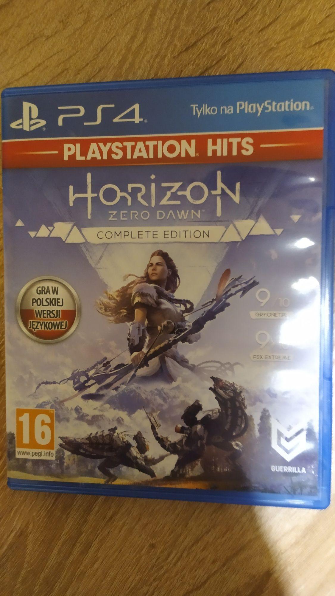 Horizon zero dawn complete edition ps4 / zamienie