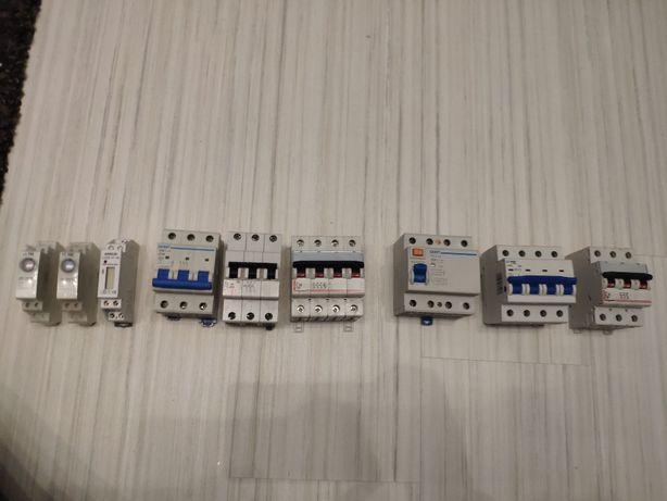 Wyłączniki Nadprądowe + Różnicoprądowe + Licznik energii ZESTAW