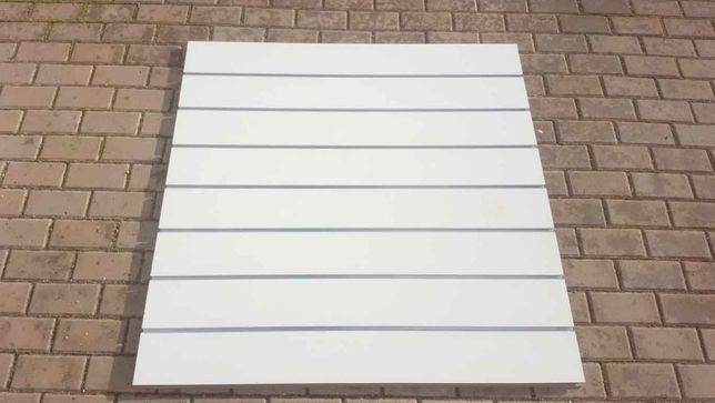 Multi-painel placas 1,20x1.20M novas com perfil em alumínio
