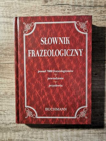 Elegancki słownik frazeologiczny